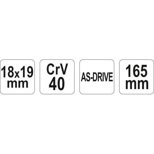 CHEIE pt.TEVI 16X17MM,155MM