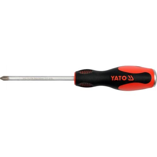 Go-through screwdriver ph2x100 mm