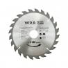 Pinza circular wolfram pt lemn, 184*30*3,2 mm