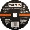 DISC TAIAT METAL/INOX 230X1.9X22MM