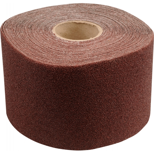 Abrasive cloth in roll