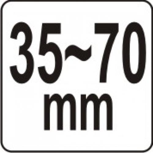 MENGHINA PT.AMORTIZOARE AUTO 35-70MM