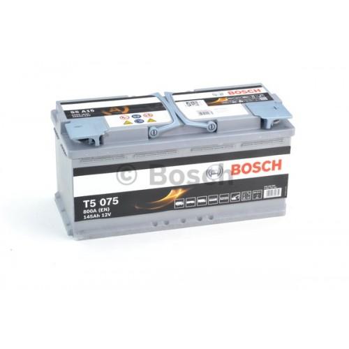 Acumulator Bosch S5 AGM - 105[AH] 950EN[A]