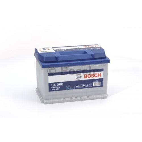 ACUMULATOR BOSCH S4 - 74[AH] 680EN[A]