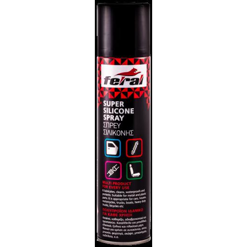 Spray Super Silicon Feral 400ml