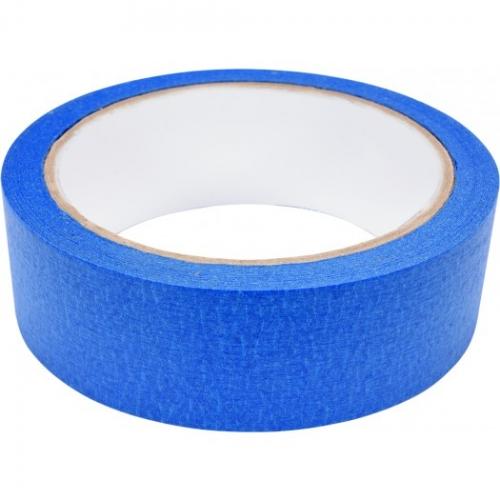 Taśma maskująca niebieska 50m/30mm
