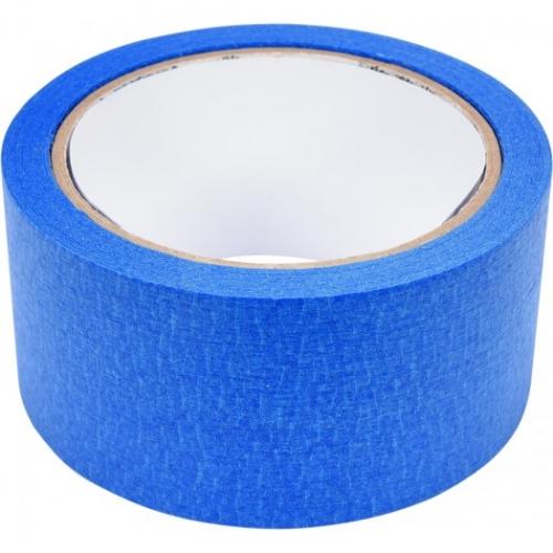 Taśma maskująca niebieska 50m/48mm