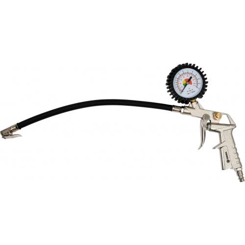 Pistol de aer pt pneuri cu manometru 0-1