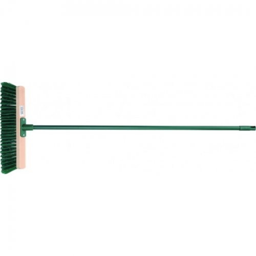 Pvc push broom l-400