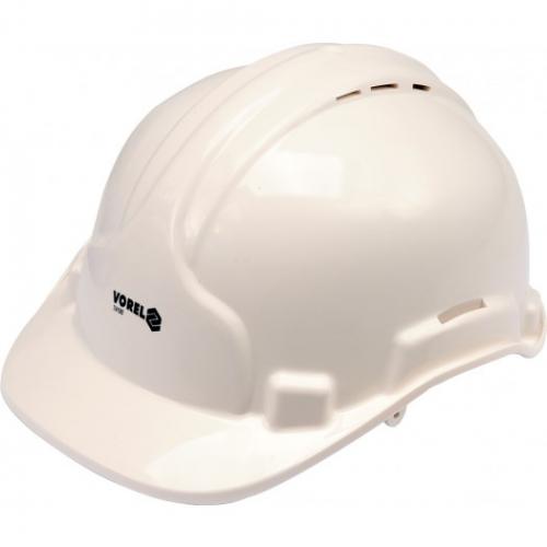 Protection helmet white