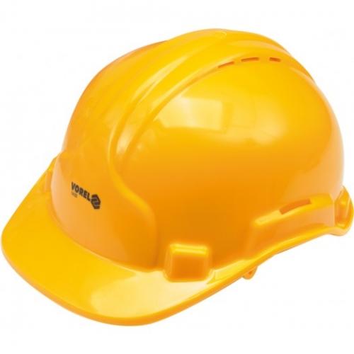 Protection helmet yellow