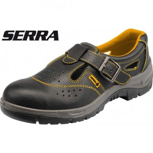 Sandały robocze  serra s1 rozmiar 39