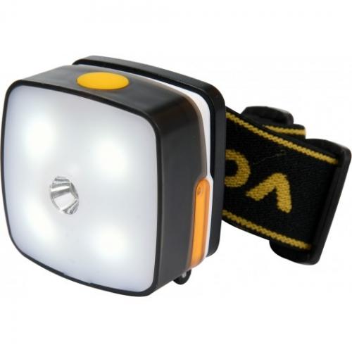 LAMPA CZOŁOWA XPE CREE 3W 4 SMD LED AKU.
