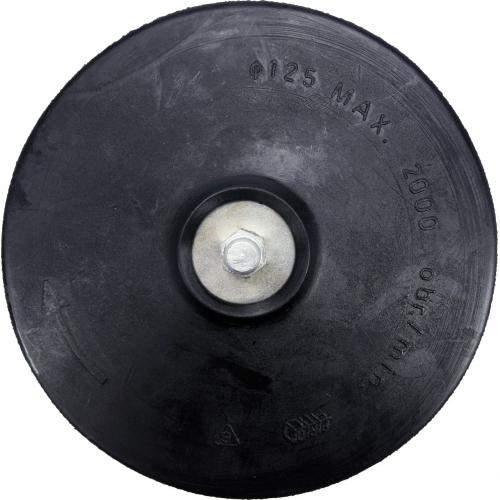 SUPORT DISC ABRAZIV 125 MM, FIXARE SURUB