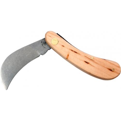 Nóż sierpak składany, typ k-394