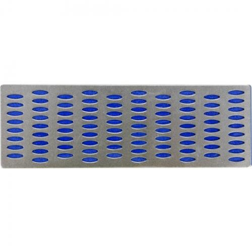 Osełka diamentowa blok perforowany 150 x 50 mm  drobna G 600