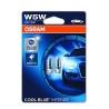 Set de 2 becuri W5W 12V HALOGEN COOL BLUE INTENSE (BLISTER)