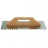 GLETIERA INOX CRESTATA 380X125 MM, 8X8 MM