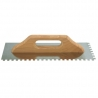 GLETIERA INOX CRESTATA 480X125MM, 8X8 MM
