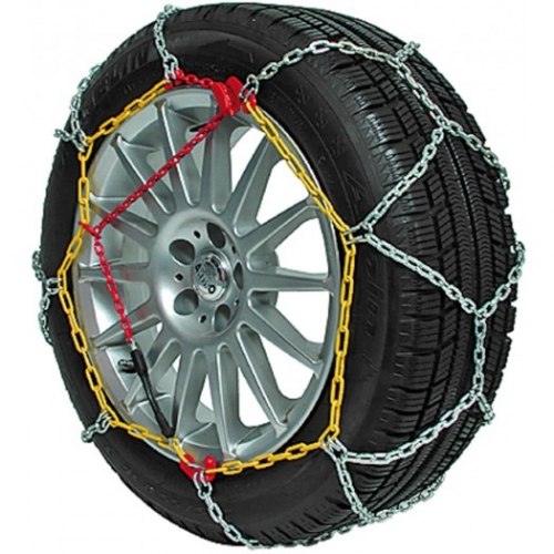 D-type snow chains
