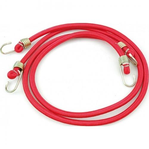 Elastic cord set