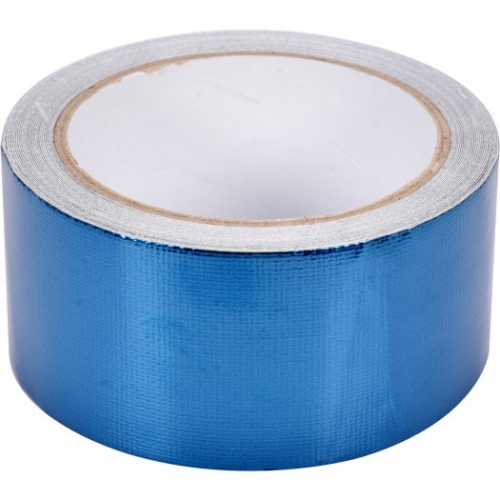 Taśma klejąca do naprawy plandek  5 cm x 8 m , niebieska