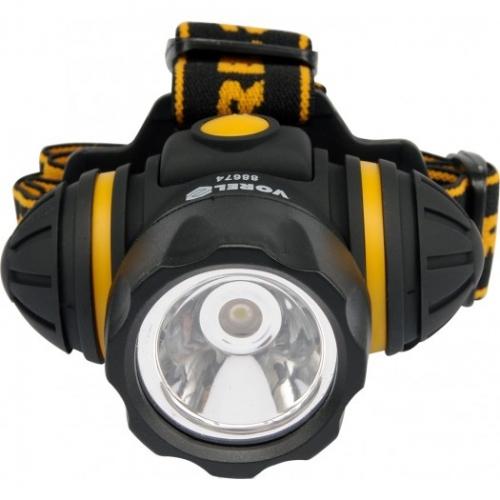 LAMPA CU LED PRINDERE PE CAP