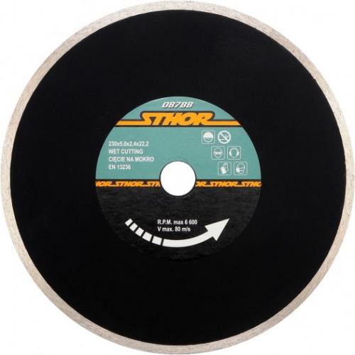 DISC DIAMANTAT CONTINUU 230X2.4MM H5