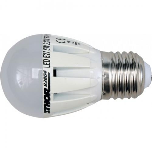 BEC LED P45 E27 5W 230V 3000K