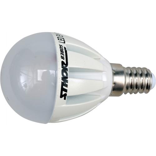 ŻARÓWKA LED P45 E14 230V 7W 420LM 3000K