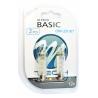 Bec LED M-TECH C5W, C10W - SV8.5 - 41mm (6X LED 3mm - 0.66W Alb) Blister x 2buc