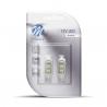 Bec LED M-TECH W5W  - W1.2x9.5d, T10 (9X SMD - 2.16W Alb) Blister x 2buc