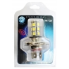 Bec LED M-TECH H4 (18X SMD - 5W Alb) Blister x 1buc