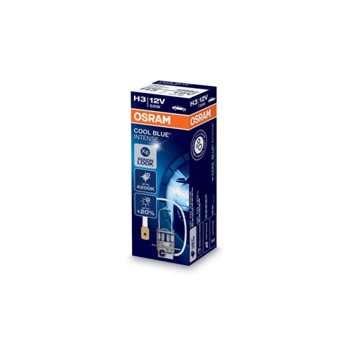 Bec OSRAM H3 12V 55W PK22s COOL BLUE INTENSE