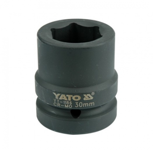 "CHEIE TUB.DE IMPACT HEX  1""x30MM"