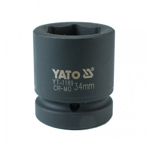 CHEIE TUB.DE IMPACT HEX  3/4*33MM