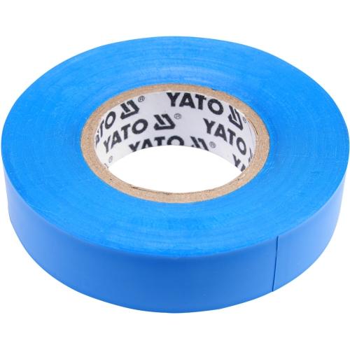 Taśma elektroizolacyjna 15mmx20mx0,13mm; niebieska