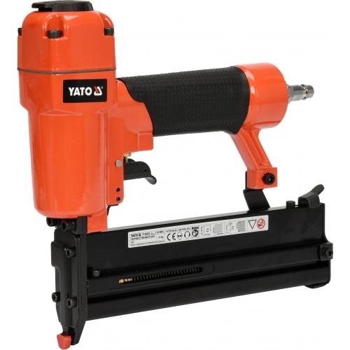 zszywacz pneumatyczny na zszywki  l 25-40 mm i gwoździe płaskie 10-50 mm