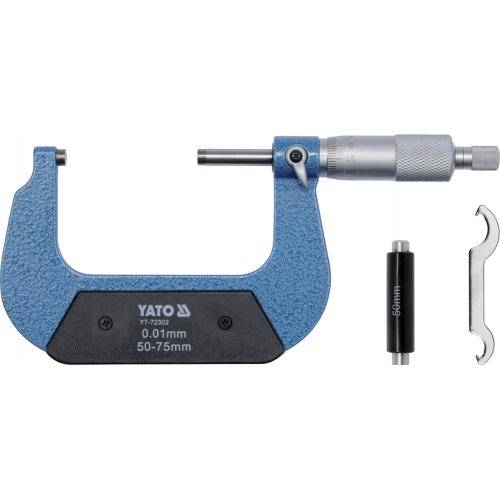 Mikrometr 50-75mm