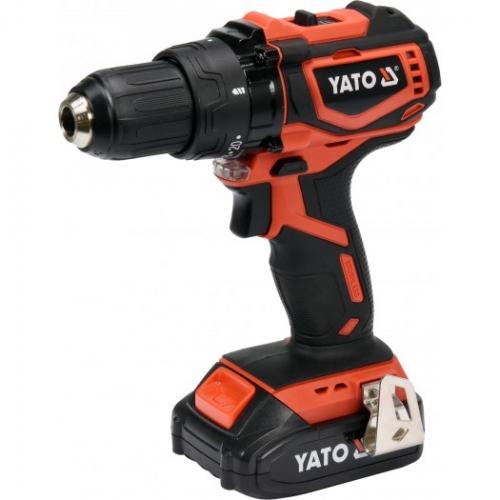 Autofiletanta Yato, 2 trepte de viteza, Acumulator Li-Ion, 18v