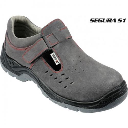 Sandały robocze segura s1 rozmiar 39