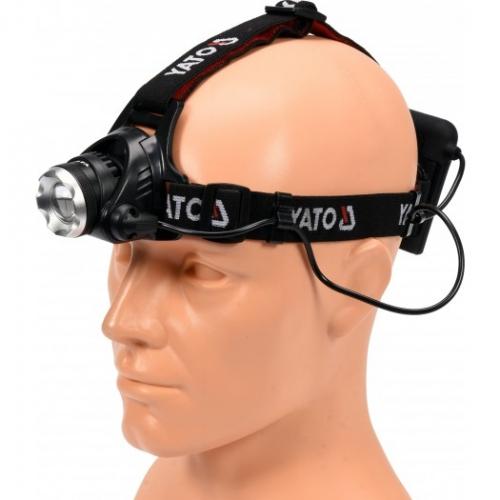 Lanterna pentru cap 10w