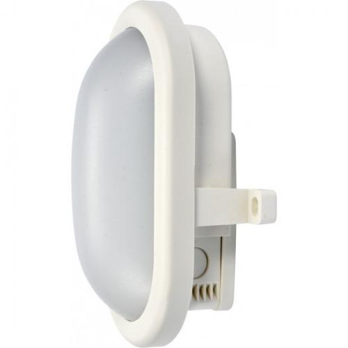 LAMPA NAŚCIENNA OWALNA LED 8W