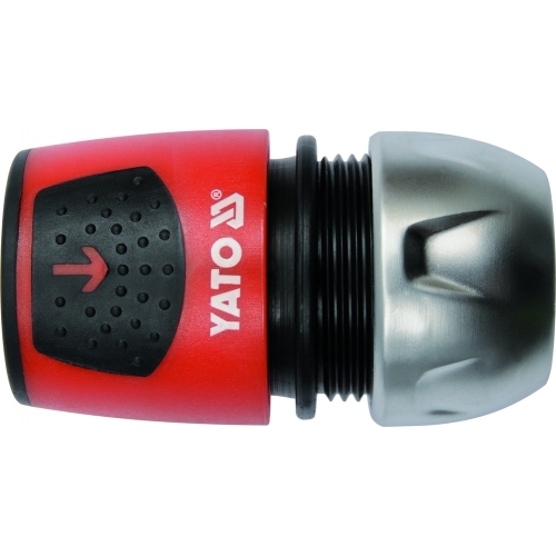 Hose connector 1/2'', 3/4'', 5/8''