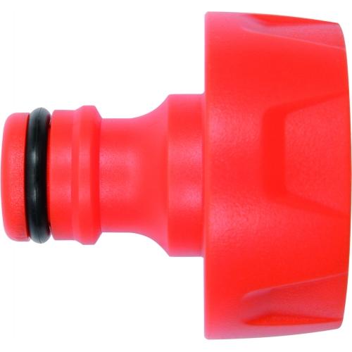 Snap-in tap adaptor 1''