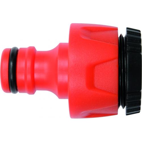 Snap-in tap adaptor 1/2'' & 3/4''