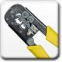 Cleste de sertizat conectori