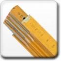 Metru timplarie din lemn
