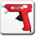 Pistol de lipit cu batoane plastic